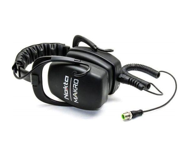 Nokta Makro Waterproof Headphones - Detectors 4 Africa