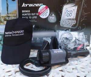 Nokta Makro Kruzer Special Offer February South Africa Metal Detecting