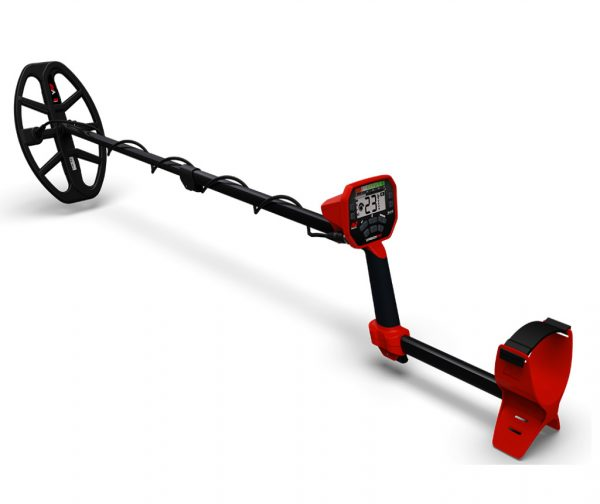 Minelab Vanquish 540, for the serious detectorist, find jewellery, coins, and relics on the beach, fields or at parks.