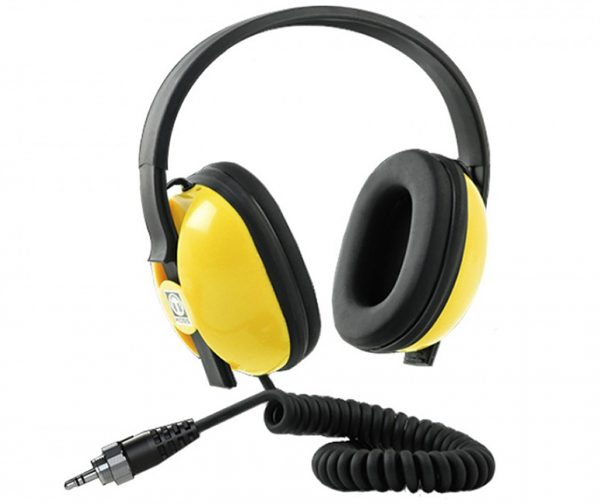 Minelab Waterproof Headphones - Detectors 4 Africa