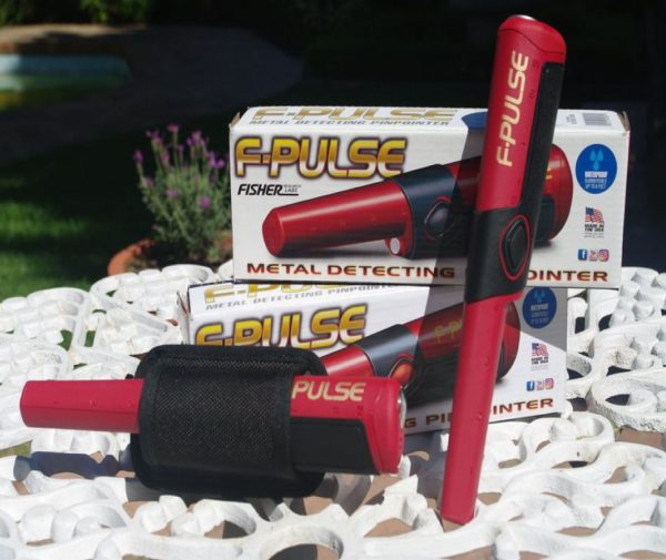 Fisher F-Pulse Pinpointer South Africa