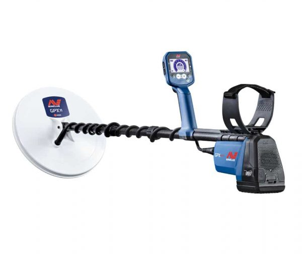 Minelab GPX 6000 Gold Detector South Africa
